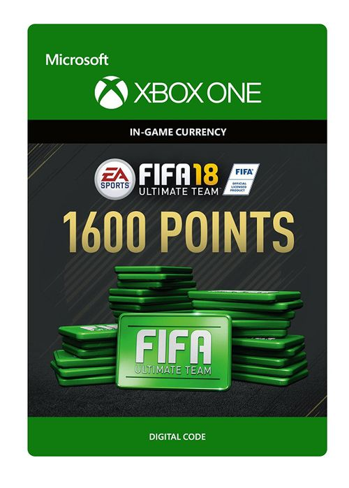 Fifa 18 - 1600 FUT Points (Xbox One)