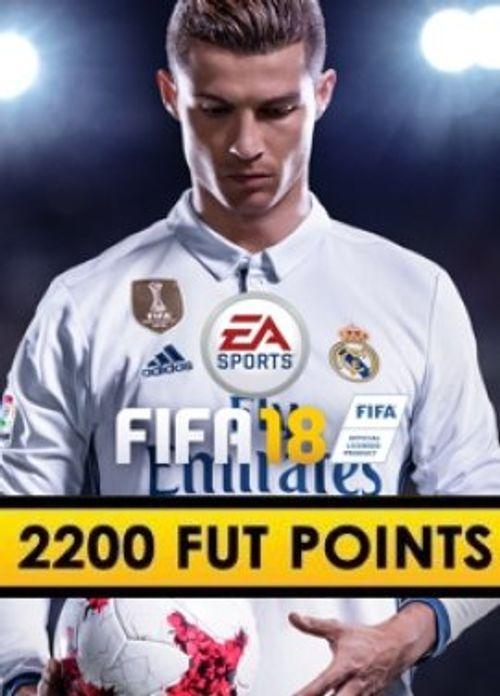 FIFA 18 - 2200 FUT Points PC