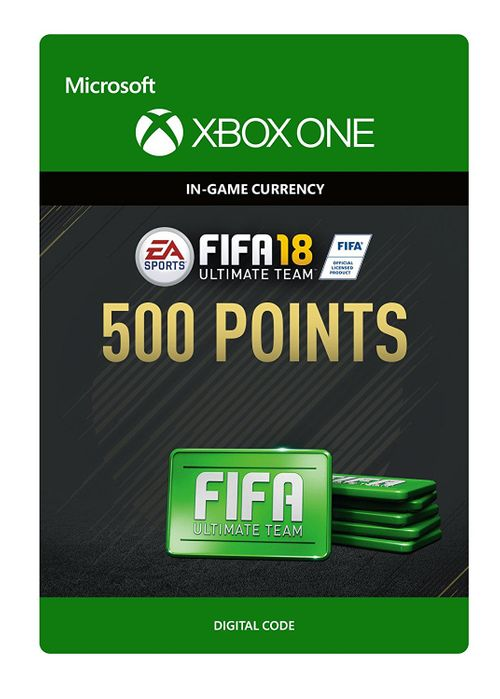 Fifa 18 - 500 FUT Points (Xbox One)