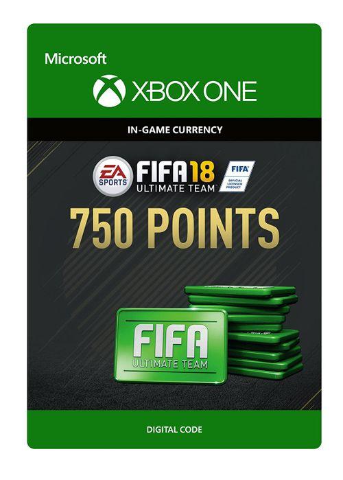 Fifa 18 - 750 FUT Points (Xbox One)