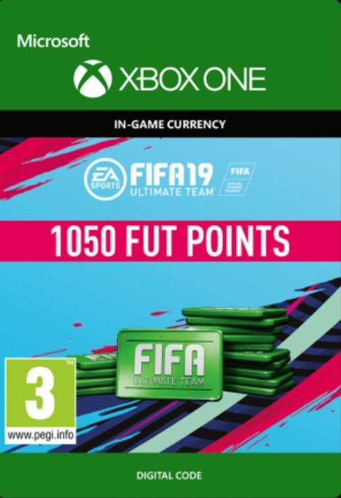 Fifa 19 - 1050 FUT Points (Xbox One)