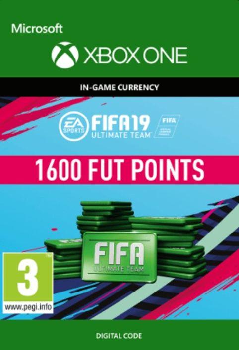 Fifa 19 - 1600 FUT Points (Xbox One)