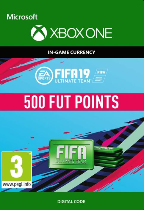 Fifa 19 - 500 FUT Points (Xbox One)