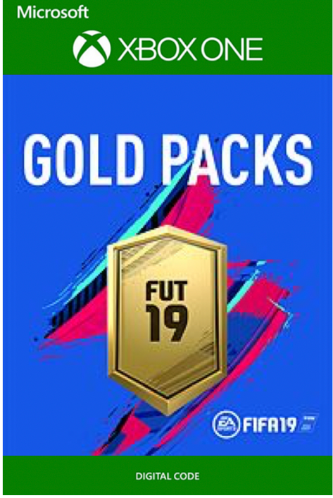 FIFA 19 - Jumbo Premium Gold Packs DLC Xbox One
