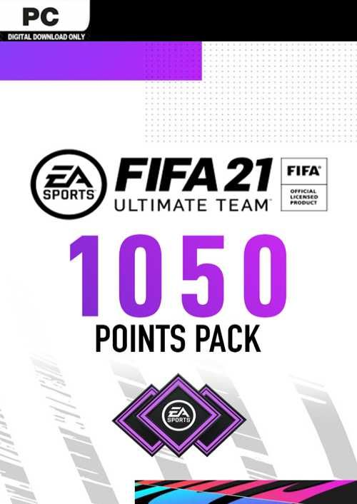 FIFA 21 Ultimate Team 1050 Points Pack PC