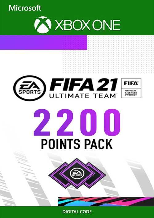FIFA 21 Ultimate Team 2200 Points Pack Xbox One