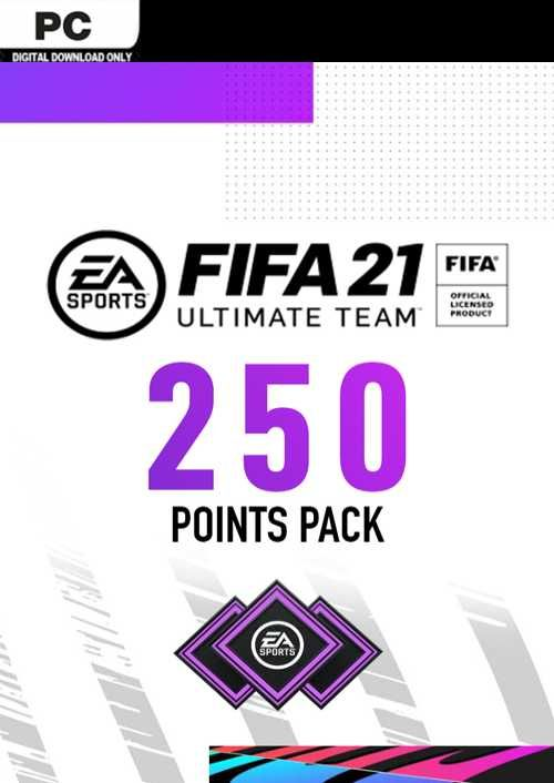 FIFA 21 Ultimate Team 250 Points Pack PC