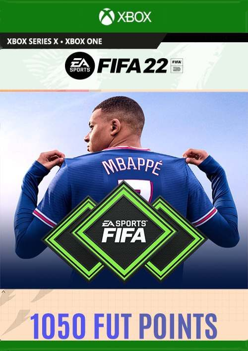 FIFA 22 Ultimate Team 1050 Points Pack Xbox One/ Xbox Series X S