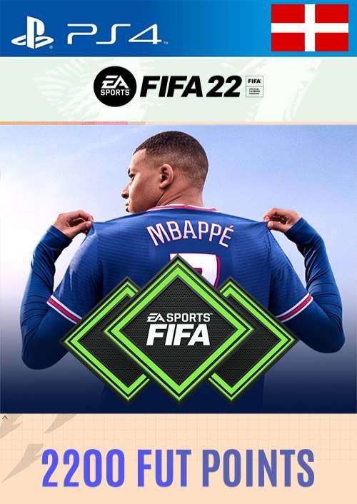 FIFA 22 Ultimate Team 2200 Points Pack  PS4/PS5 (Switzerland)