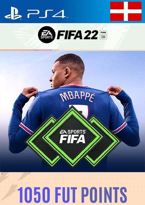 FIFA 22 Ultimate Team 1050 Points Pack  PS4/PS5 (Switzerland)