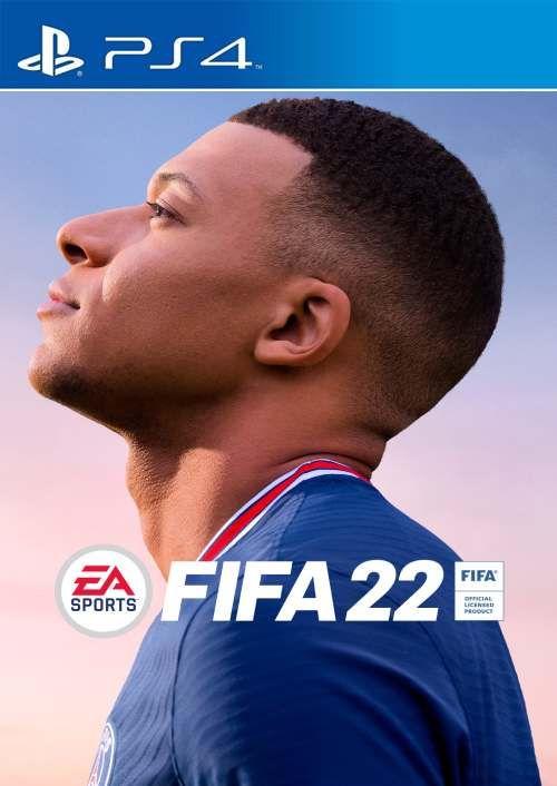 FIFA 22 PS4/PS5 (EU)