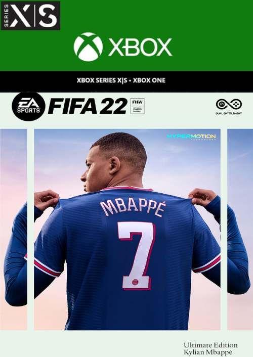 Fifa 22 Ultimate Edition Xbox One & Xbox Series X|S (EU)