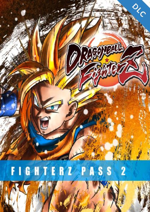DRAGON BALL FIGHTERZ PC - FighterZ Pass 2 DLC