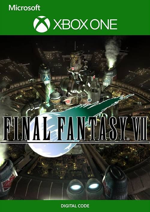Final Fantasy VII Xbox One (UK)