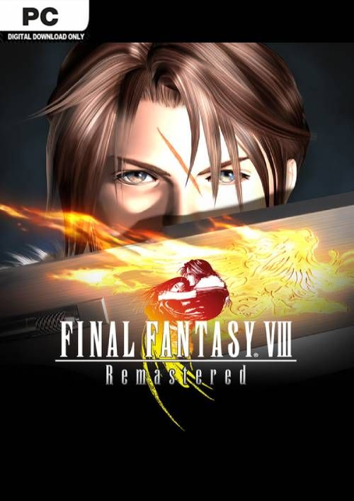 Final Fantasy VIII 8 - Remastered PC