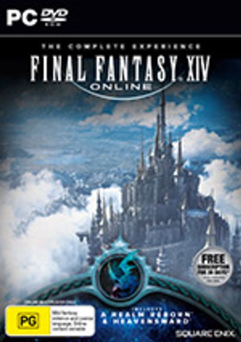 Final Fantasy XIV 14: Online PC