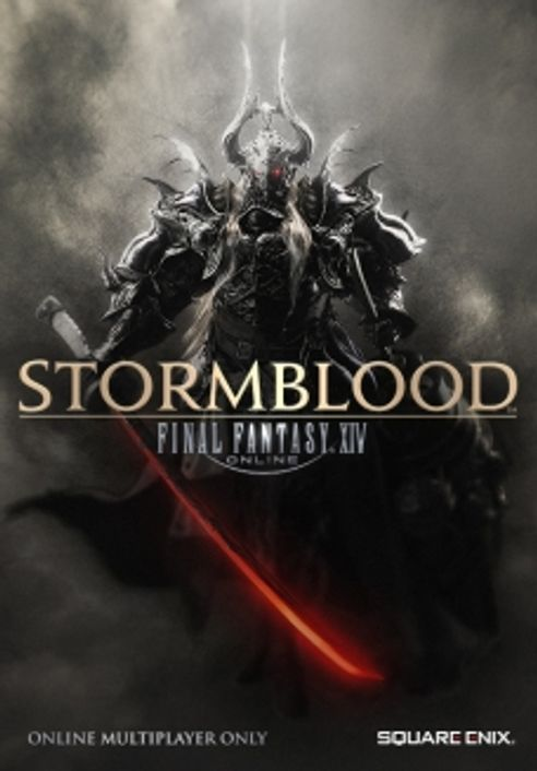 Final Fantasy XIV 14 Stormblood PC