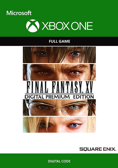 Final Fantasy XV 15 Premium Edition Xbox One