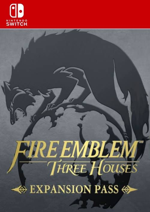 Fire Emblem: Three Houses Expansion Pass Switch