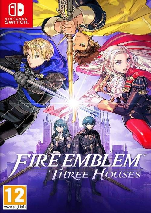 Fire Emblem: Three Houses Switch
