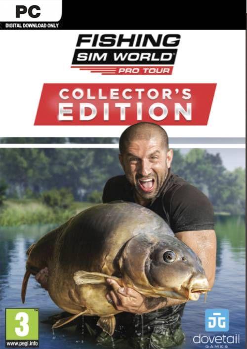 Fishing Sim World 2020 Pro Tour Collector's Edition PC