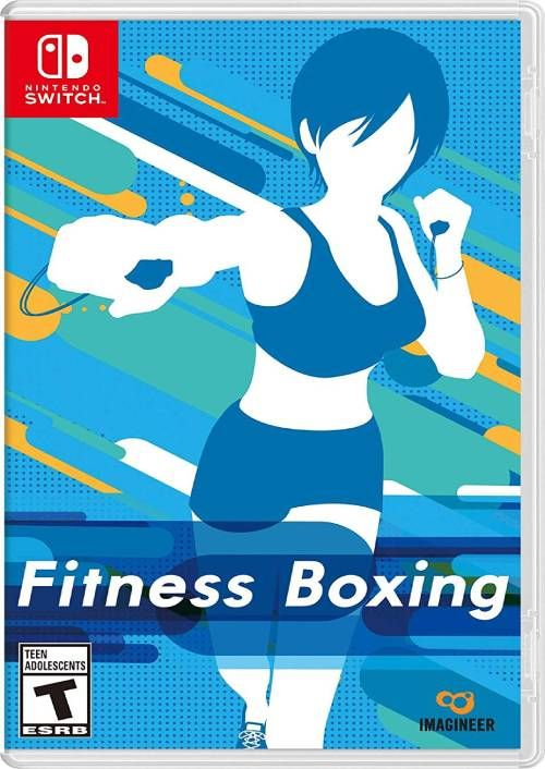 Fitness Boxing Switch (EU)