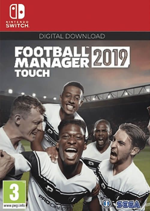 Football Manager Touch 2019 Switch