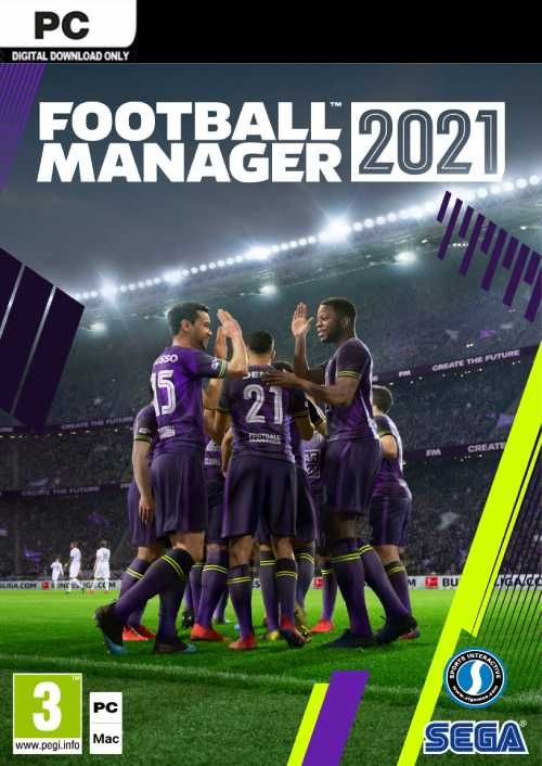 Football Manager 2021 PC + Beta (EU)