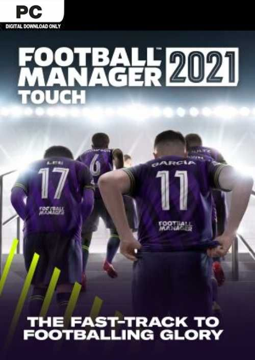 Football Manager 2021 Touch PC (EU)