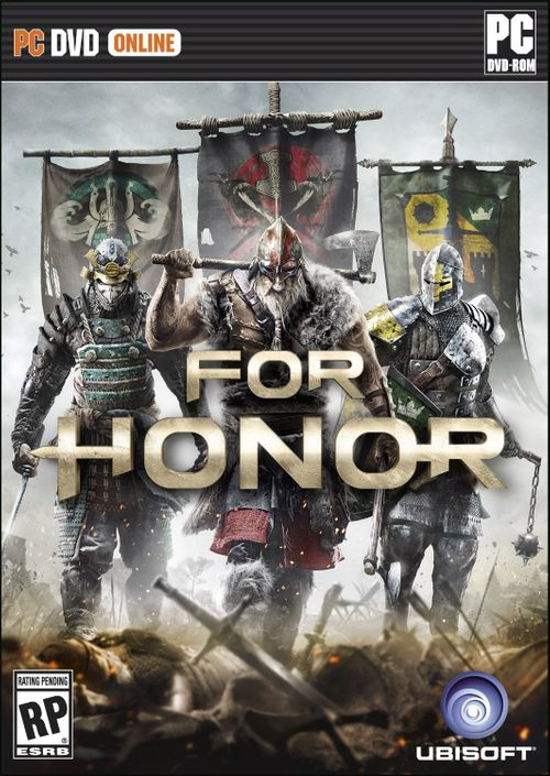 For Honor PC (Asia)