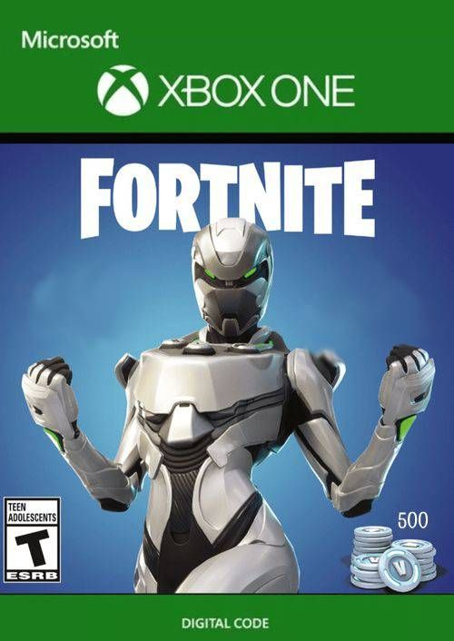 Fortnite Eon Cosmetic Set + 500 V-Bucks Xbox One