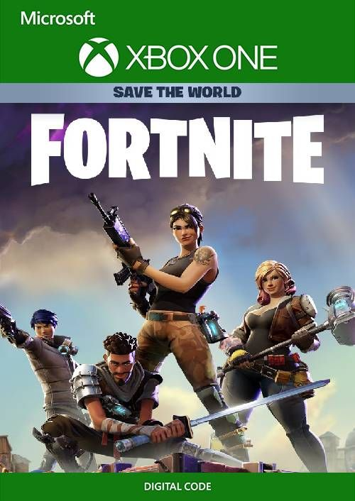 Fortnite: Save the World Standard Founders Pack Xbox One