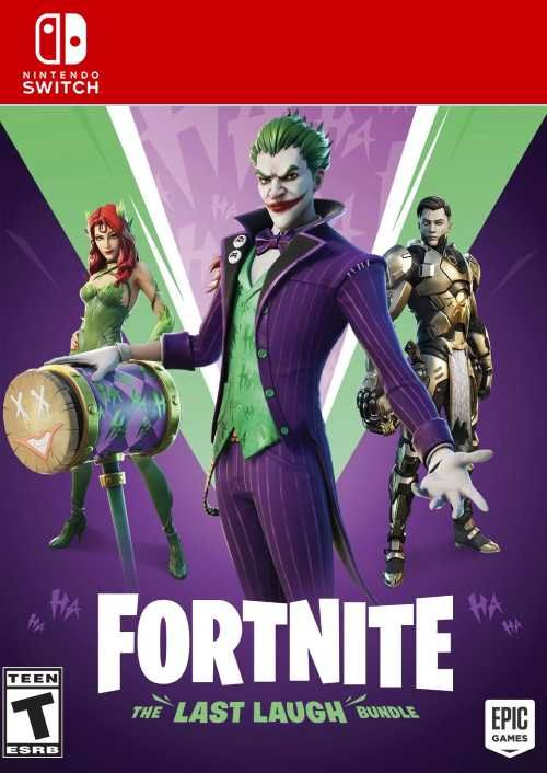 Fortnite: The Last Laugh Bundle Switch (US)