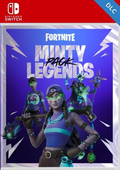 Fortnite - Minty Legends Pack Switch (EU)