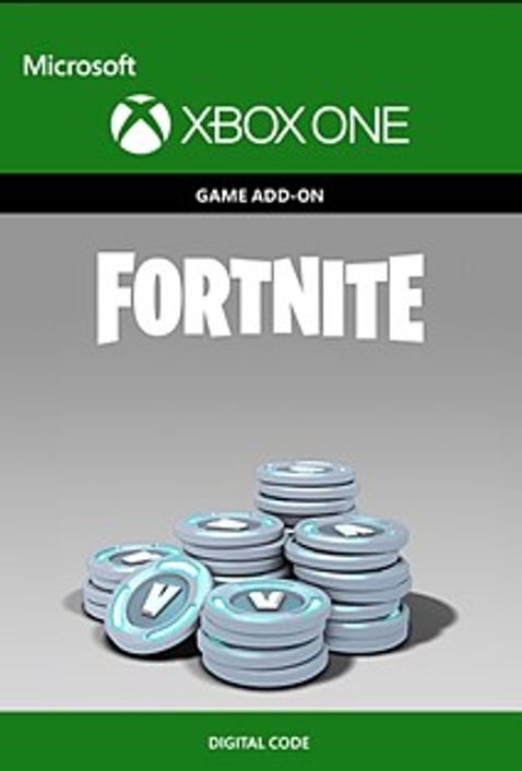 Fortnite - 6,000 (1,500 Bonus) V-Bucks Xbox One