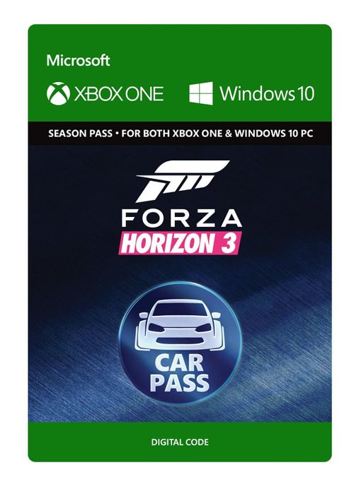 Forza Horizon 3 Car Pass Xbox One/PC