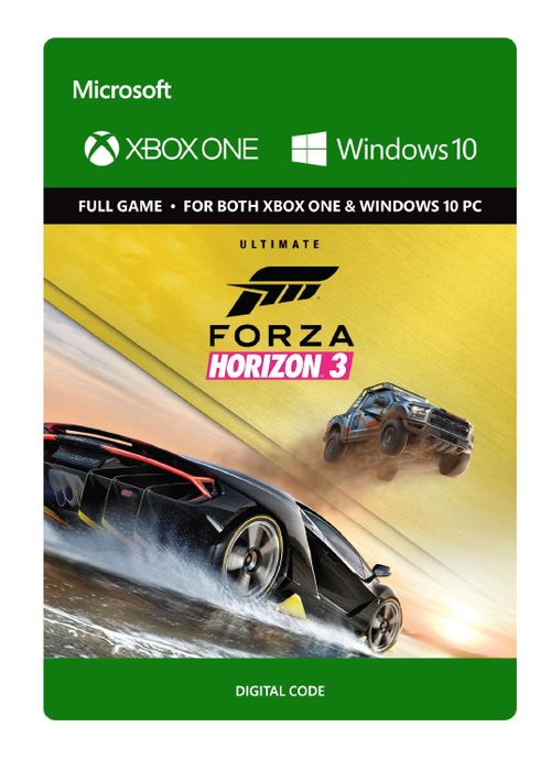 Forza Horizon 3 Ultimate Edition Xbox One/PC - Digital Code