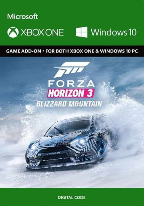 Forza Horizon 3: Blizzard Mountain Expansion Pack Xbox One