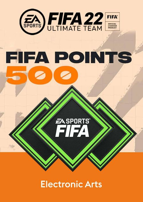 FIFA 22 Ultimate Team 500 Points Pack PC