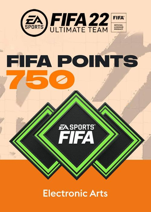 FIFA 22 Ultimate Team 750 Points Pack PC