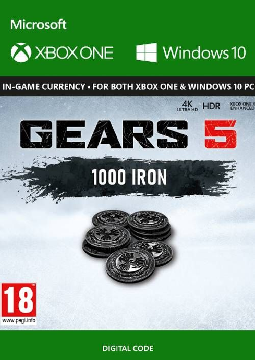 Gears 5: 1,000 Iron Xbox One