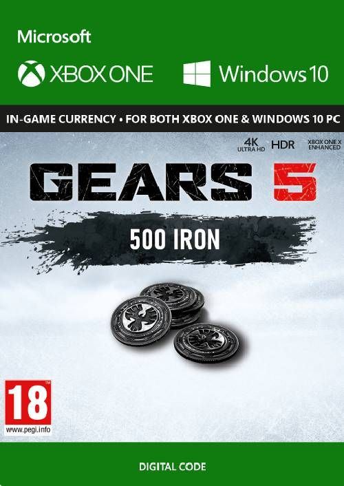 Gears 5: 500 Iron Xbox One