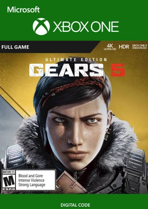 Gears 5 Ultimate Edition Xbox One/Xbox Series X|S / PC
