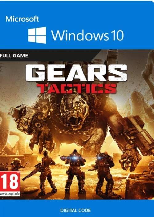 Gears Tactics - Windows 10 PC (UK)