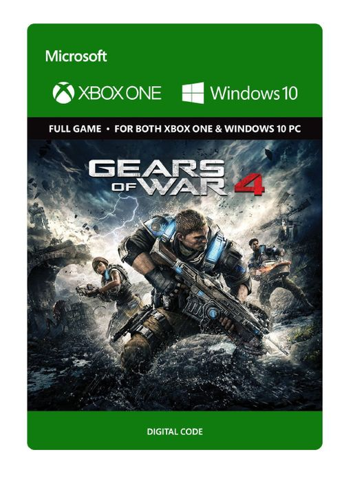 Gears of War 4 for Xbox One by Microsoft [Digital Download]