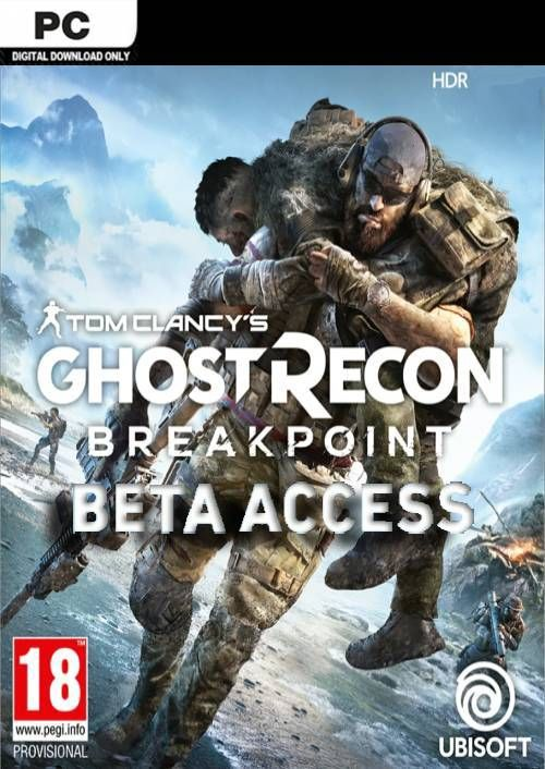 Tom Clancy's Ghost Recon Breakpoint Beta PC