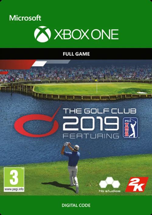 The Golf Club 2019 Feat. PGA Tour Xbox One