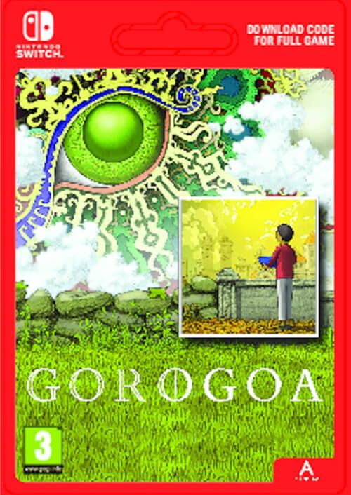 Gorogoa Switch