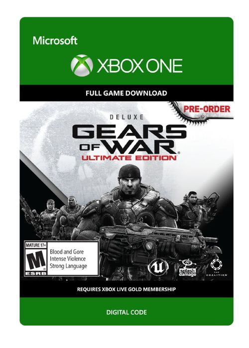 gears of war cd keys