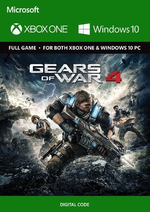 Gears of War 4 95% Off 24 Hour Special